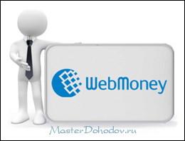 Как перевести деньги на Webmoney с карты Сбербанка