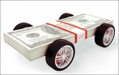 Деньги в долг под залог ПТС в автоломбарде