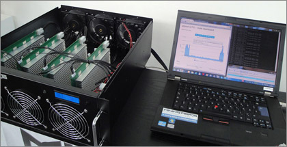 Scrypt asic miners